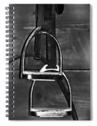 Stirrup Irons Spiral Notebook