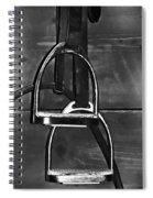 Stirrup Irons Spiral Notebook