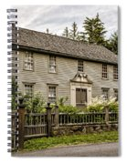 Stockbridge Mission House Spiral Notebook