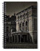 The Royal Swedish Opera Spiral Notebook