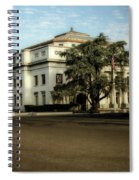 Stockton Civic Auditorium 2 Spiral Notebook