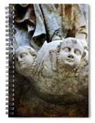Stone Angels Spiral Notebook