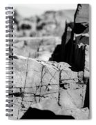 Stone Architecture Spiral Notebook