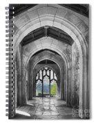 Stone Archways Spiral Notebook