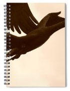 Stone Birds Spiral Notebook