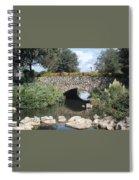 Stone Bridge 2 Spiral Notebook