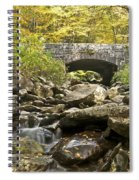 Stone Bridge 6063 Spiral Notebook