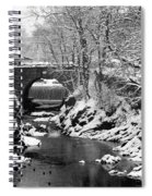 Stone-bridge Spiral Notebook