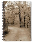Stone Bridge On Cave Hill Road Spiral Notebook