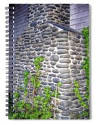 Stone Chimney Spiral Notebook