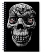 Stone Cold Jeeper Cyborg No. 1 Spiral Notebook