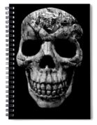 Stone Cold Jeeper Skull No. 1 Spiral Notebook