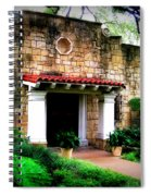 Stone Entry Spiral Notebook