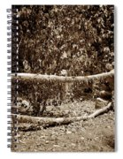 Stone Fence S Spiral Notebook