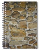 Stone Hot  Spiral Notebook