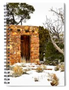 Stone House Spiral Notebook