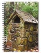 Stone Hut Spiral Notebook