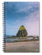 Stone Island Spiral Notebook