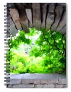 Stone Lookout Spiral Notebook