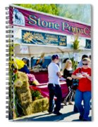 Stone Pony Catering Spiral Notebook