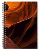 Stone Shadows Spiral Notebook