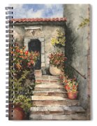 Stone Steps Spiral Notebook