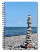 Stone Towers Spiral Notebook