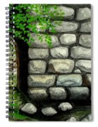 Stone Tunnel Spiral Notebook