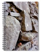 Stone Wall 2 Spiral Notebook