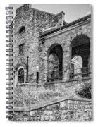 Stonehaven Monochrome  Spiral Notebook