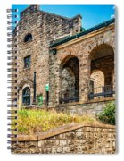 Stonehaven  Spiral Notebook
