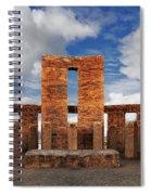 Stonehenge Altar Spiral Notebook