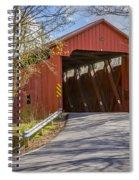 Stonelick Covered Bridge Spiral Notebook