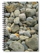 Stones Spiral Notebook