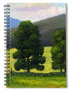Stonewall Field Spiral Notebook