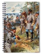 Stonewall Jackson, 1861 Spiral Notebook