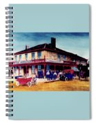 Stonewalls Spiral Notebook