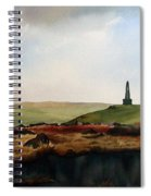 Stoodley Pike Spiral Notebook