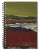Stop And Go Landscape Spiral Notebook