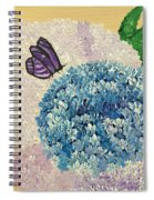 Stopping Over Spiral Notebook