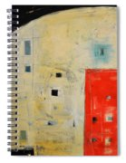 Storage Shed Spiral Notebook