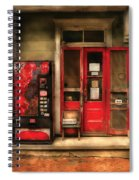 Store - Waterford Va - General Store Spiral Notebook