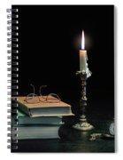 Stories In The Dark Spiral Notebook