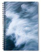 Storm Driven Spiral Notebook
