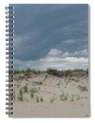 Storm Dune Spiral Notebook