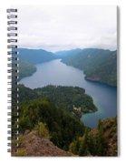 Storm King Trail Six Spiral Notebook