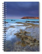 Storm Light Spiral Notebook