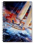 Storm Meister Spiral Notebook