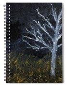 Storm Night Spiral Notebook