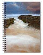 Storm Shadow Spiral Notebook